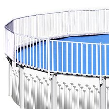 30' x 15' Fensurround Pool Fence