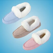 Toddler Sheepskin Slippers