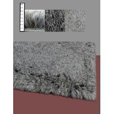 Eros Faux Flokati Grey Rug
