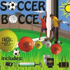 Soccer Bocce Set
