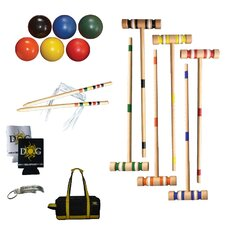 Croquet Combo Croquet Game Set