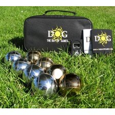 <strong>The Day of Games</strong> Petanque Bocce