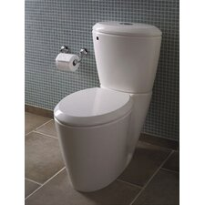 Enso Dual Flush Complete Elongated 2 Piece Toilet