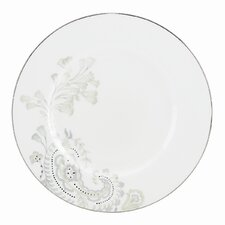 """Paisley Bloom 9"""" Accent Plate"""