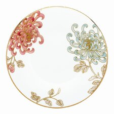 <strong>Marchesa by Lenox</strong> Painted Camellia Can Saucer