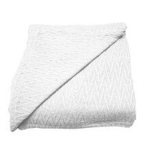 Herringbone Thermal Throw Blanket