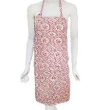 Rose Perfume Apron with Pockets