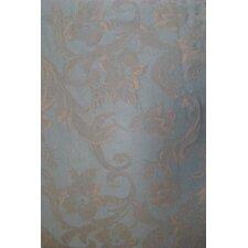 Jacquard Scroll Loveseat Slipcover