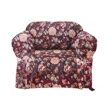 Tapestry Culb Chair Slipcover