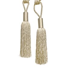Veto Tassel Curtain Tieback (Set of 2)