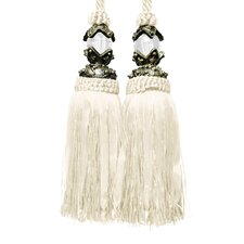 Aladdin Tassel Curtain Tieback (Set of 2)