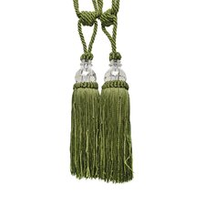 Krista Tassel Curtain Tieback (Set of 2)