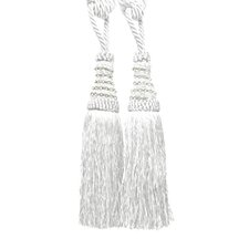 Diamond Tassel Curtain Tieback (set of 2) (Set of 2)