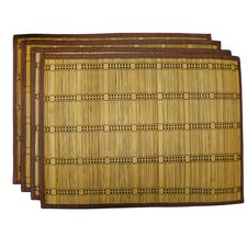 Bamboo Placemat (Set of 4)