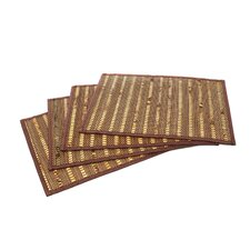 <strong>Textiles Plus Inc.</strong> Bamboo Placemat (Set of 4)