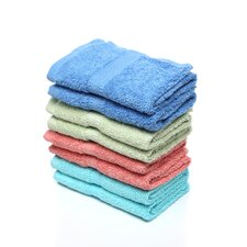 Assorted Wash Cloth (Set of 8)