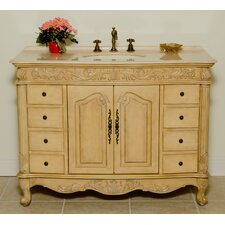 "Hillsdale 48"" Bathroom Vanity Set"