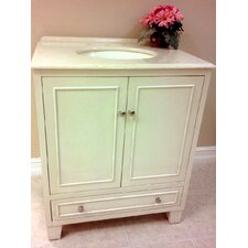 "Lacie 30"" Single Sink Vanity Set"