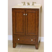 "<strong>Global Treasures</strong> Mickey 24"" Single Sink Vanity Set"