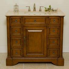 "Cheryl 41"" Single Bathroom Vanity Set"