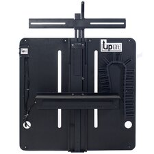 "TV Lift Mechanism Fixed Wall Mount for up to 22.5"" Flat Panel Screens"