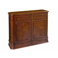 "Crystal Pointe Swivel 52"" Lift TV Cabinet"
