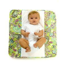<strong>Ah Goo Baby</strong> The Plush Pad Memory Foam Changing Pad in Bloom