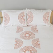 <strong>threesheets2thewind</strong> Radial Bloom Standard Pillow Cover