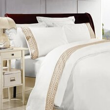 <strong>Malibu</strong> 300 Thread Count Flora Duvet Collection