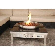 2-Lux Outdoor Fireplace