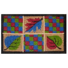 <strong>Imports Decor</strong> Leaves Rope Doormat