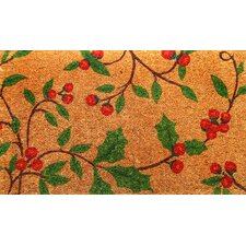 <strong>Imports Decor</strong> Holly Princess Doormat