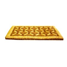 <strong>Imports Decor</strong> Cross Board Doormat