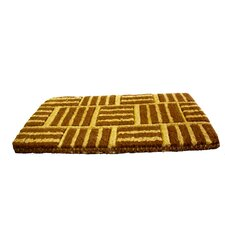Light Criss Cross Doormat