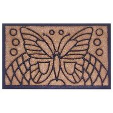 Butterfly Doormat