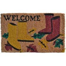 Garden Boot Doormat