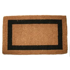 <strong>Imports Decor</strong> Single Border Doormat