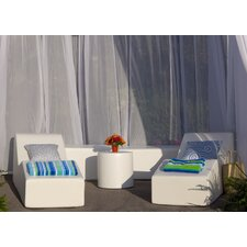 <strong>La-Fete</strong> Pool 6 Piece Lounge Seating Group