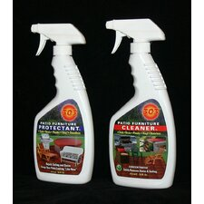 Vinyl Cleaner and Conditioner Care Kit