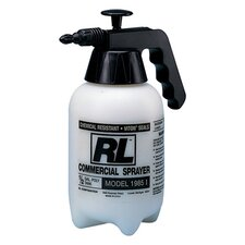 Hand Sprayer in Black / White