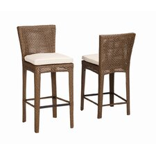 "<strong>Sunset West</strong> Huntington 30"" Barstool with Cushion"