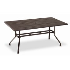 <strong>Sunset West</strong> La Jolla Rectangular Dining Table