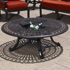 <strong>Sunset West</strong> Del Mar Chat Table With Bucket