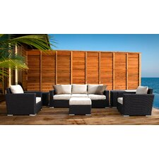 Solana Deep Seating Group with Cushions