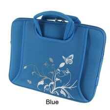 Spring Butterfly Neoprene Sleeve Case