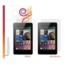 Screen Protectors for Nexus 7 (Set of 4)