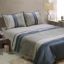 <strong>Jenny George Designs</strong> Zuma 4 Piece Comforter Set