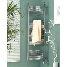 "Corner Piece 16.5"" Wall Mount Electric Towel Warmer"
