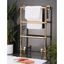 "Victorian 6.5"" Floor Mount / Wall Mount Electric Towel Warmer"