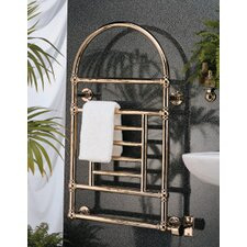 "Victorian 25.5"" Wall Mount Electric Towel Warmer"